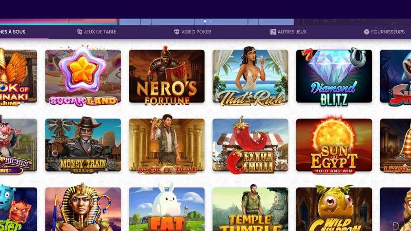 espace vip madnix casino