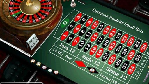 jouer la roulette ligne argent reel