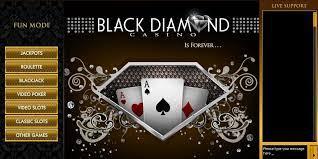 black diamond casino